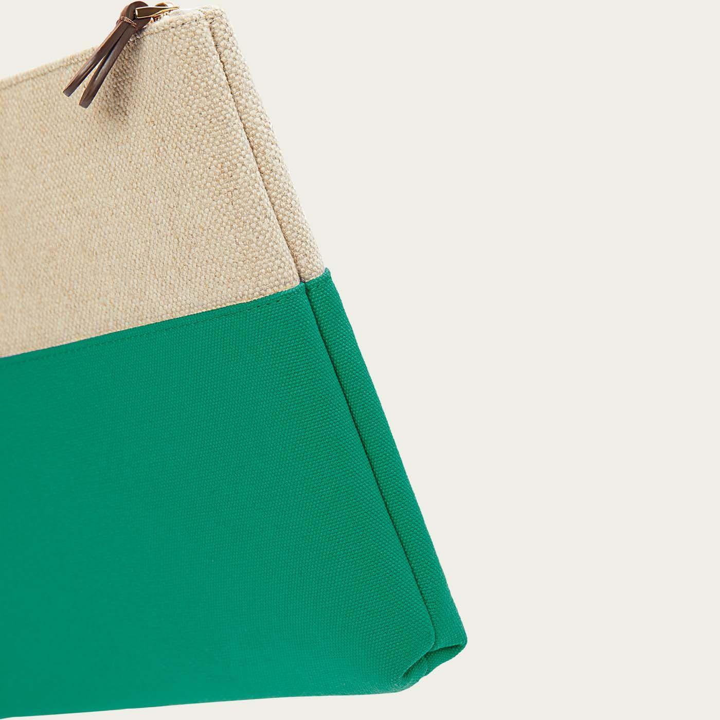 Green Clutch | Bombinate