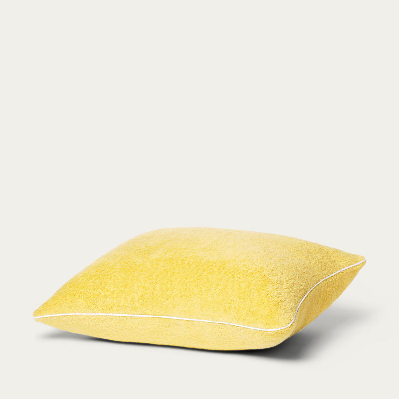 Citron Beach Pillows | Bombinate