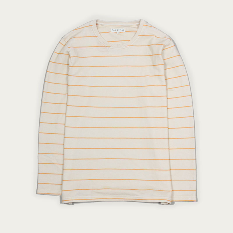 Nugget L/S Pin Stripe T-Shirt  | Bombinate