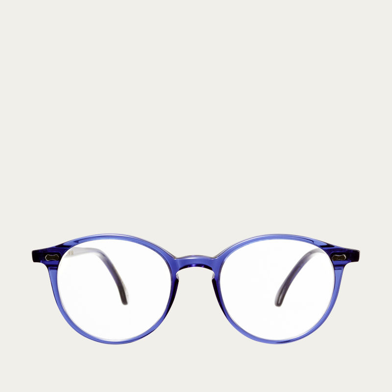 Blue Cran Optical Glasses   Bombinate