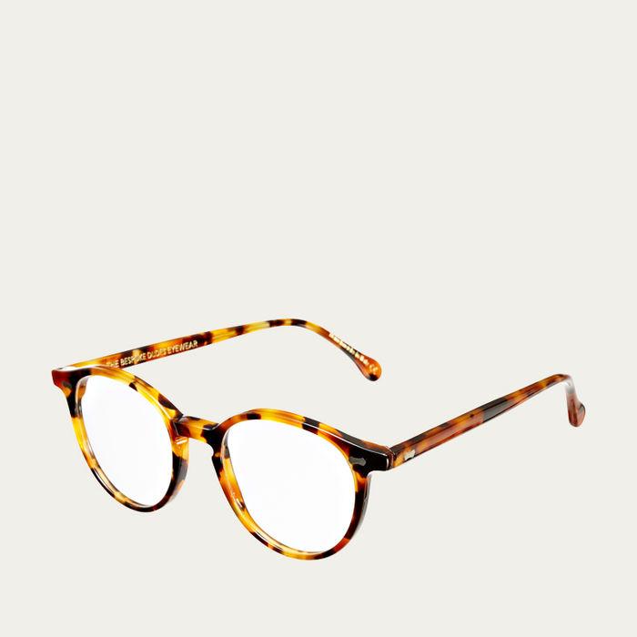 Amber Tortoise Cran Optical Glasses   Bombinate
