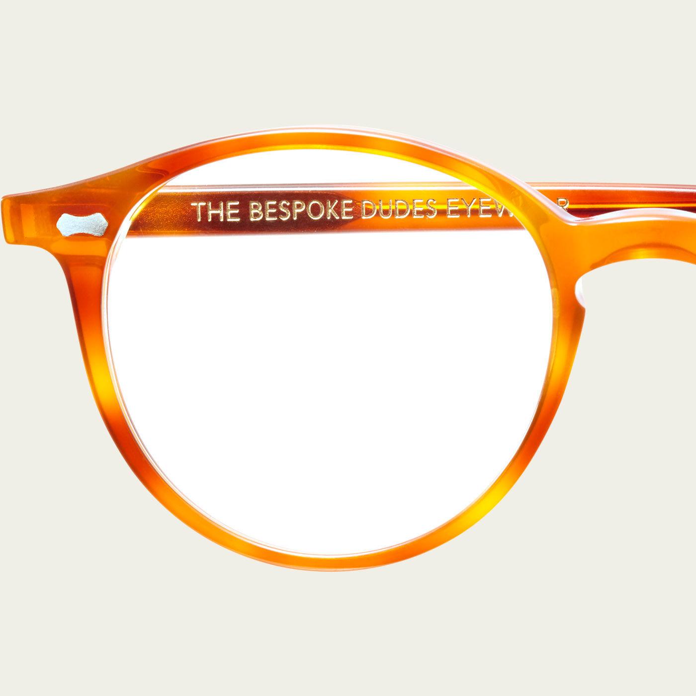 Classic Tortoise Cran Optical Glasses | Bombinate