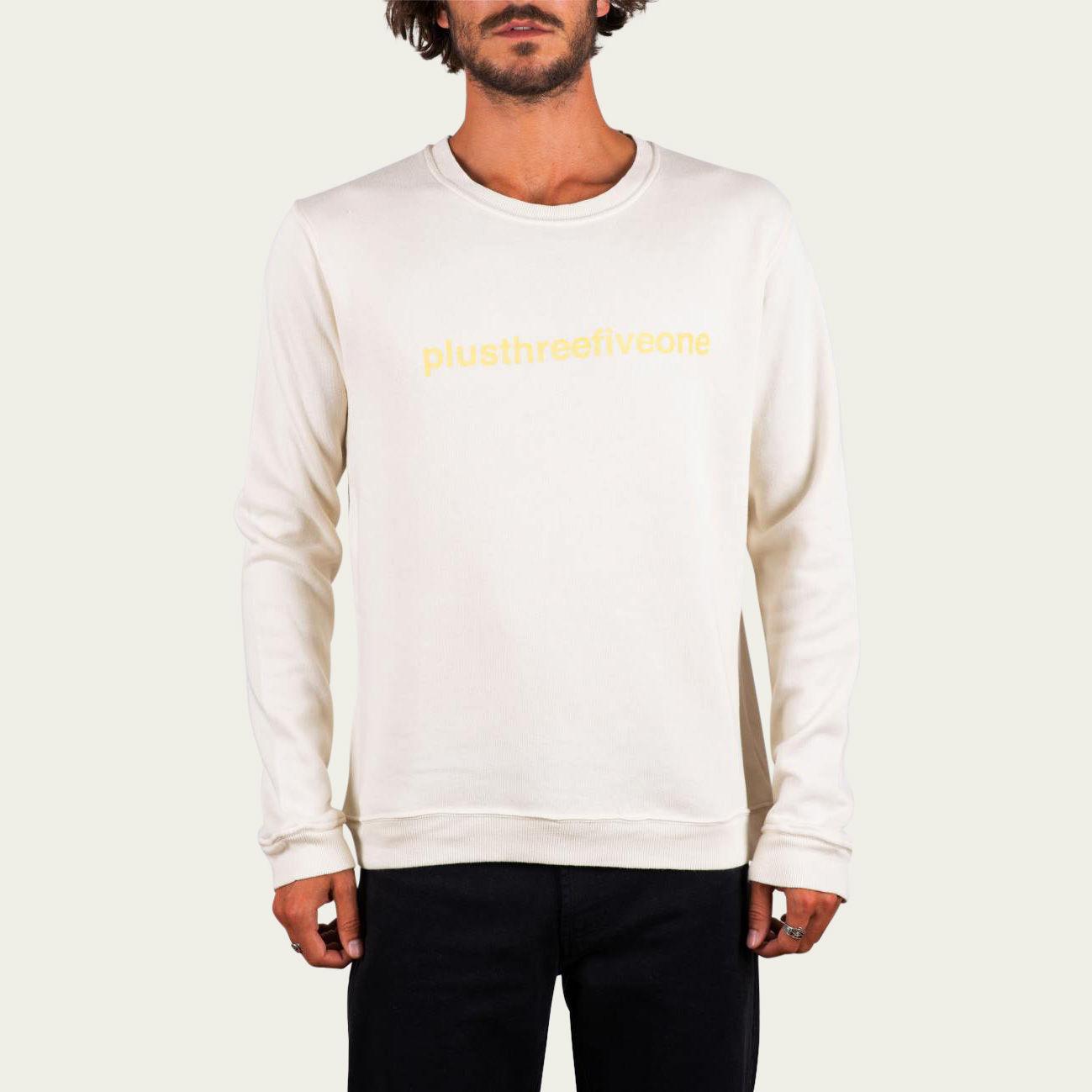 Sand and Yellow +351 Sweatshirt 1