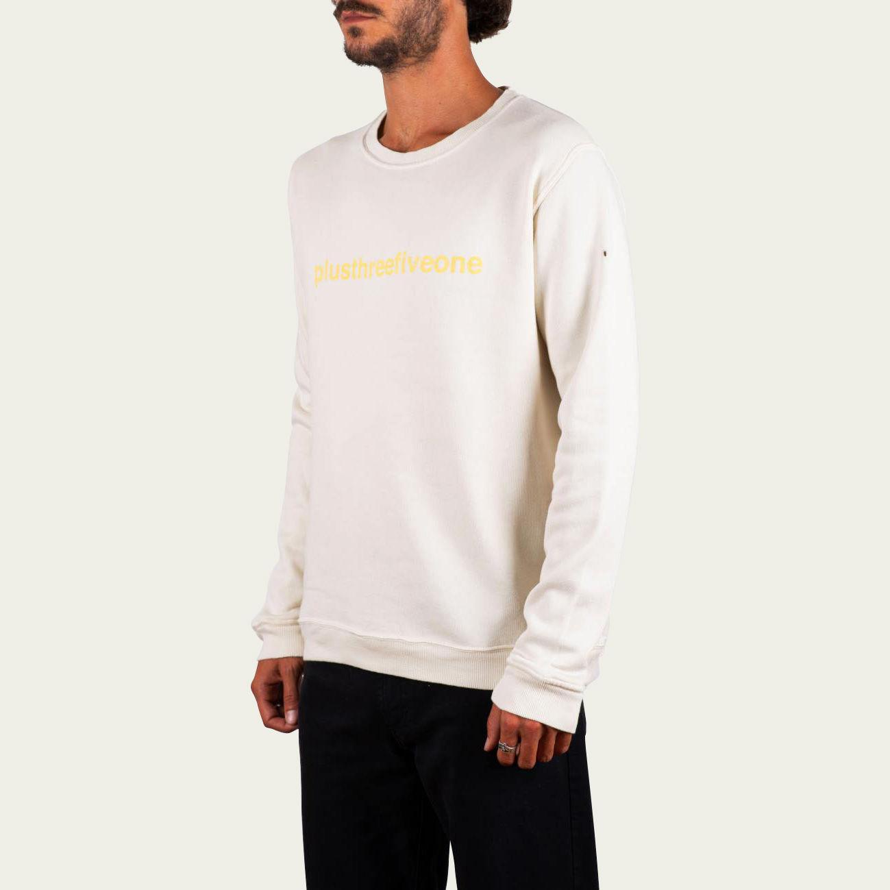 Sand and Yellow +351 Sweatshirt 3