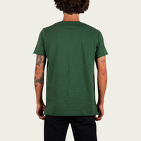 Forest Green Essential Tee-Shirt | Bombinate