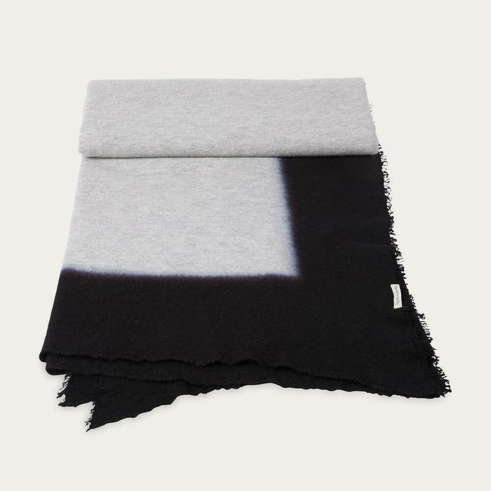Husky Hand Felted Blanket Dip Dye | Bombinate