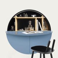 Blue Pill Cabinet | Bombinate