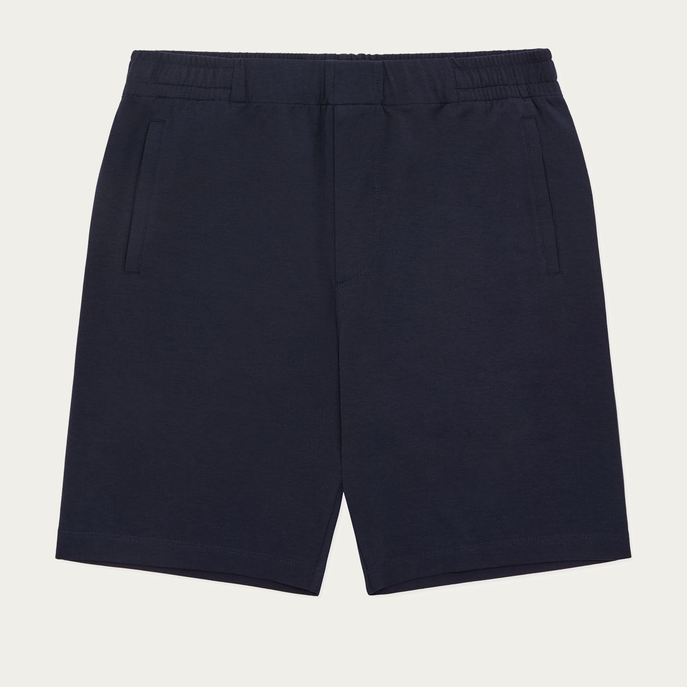 Navy Jersey Sleep Short  | Bombinate