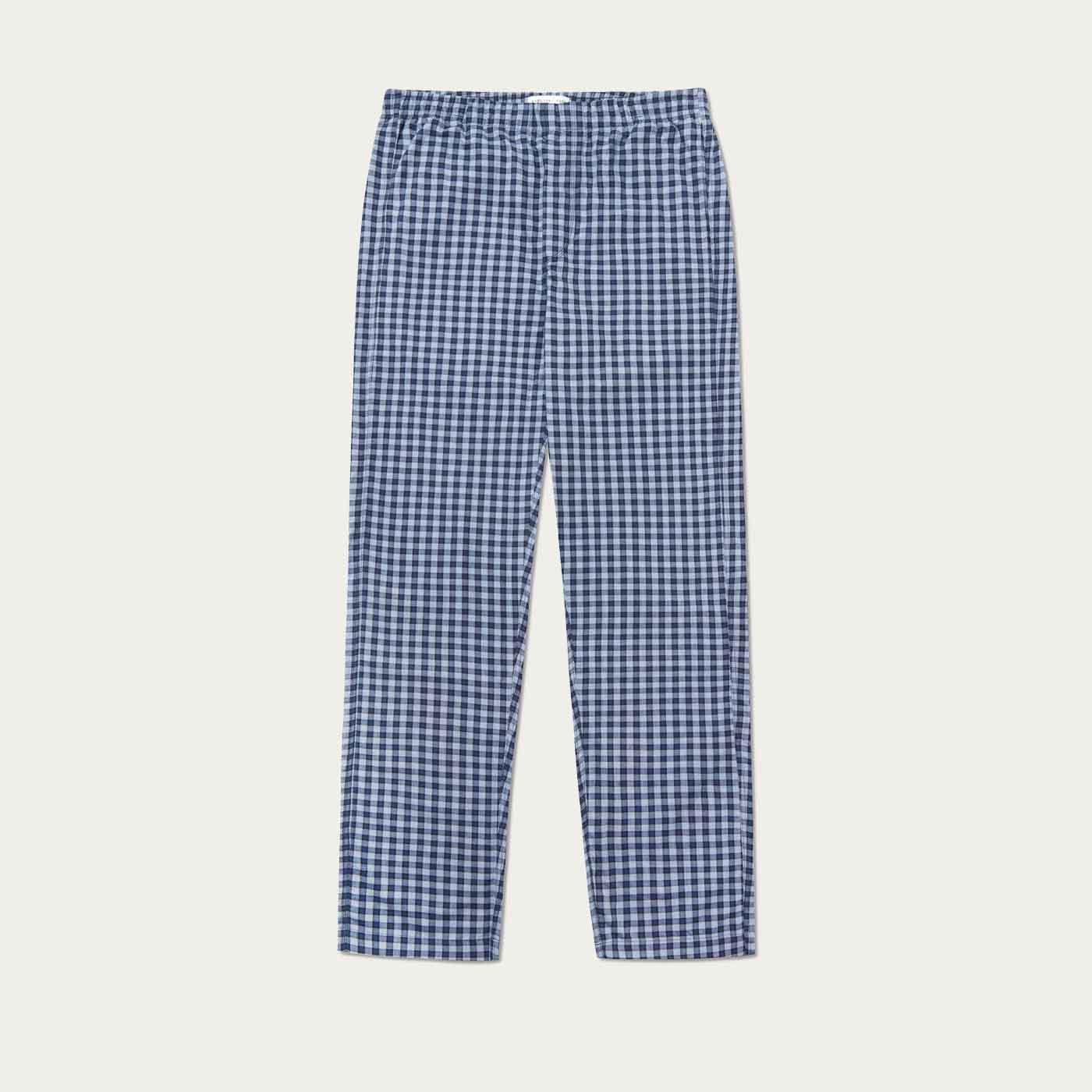 Navy Cross Sleep Trouser  | Bombinate