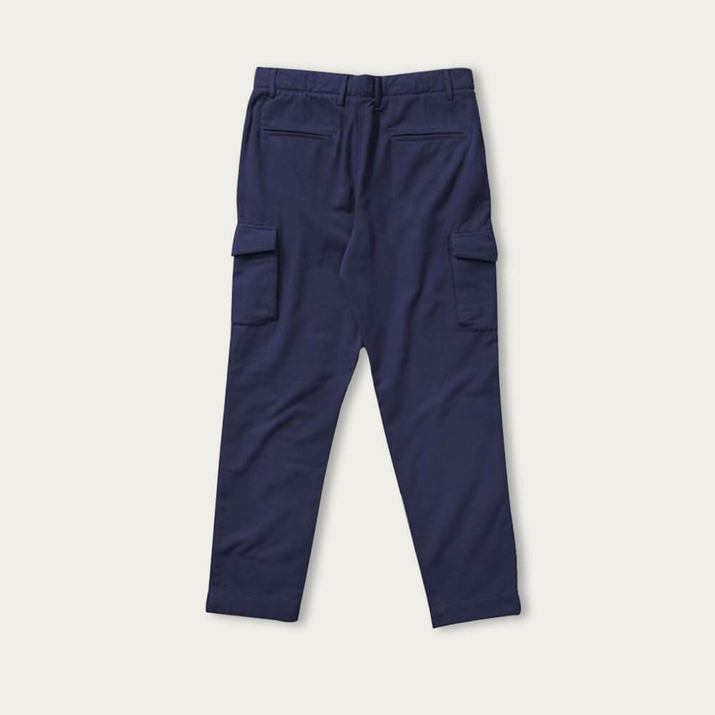 Navy Relaxed Owen Cargo Pants   Bombinate
