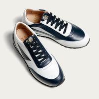 Divine Shark B&C - Italian Leather Shoes | Bombinate