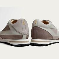 Grey Concrete B&C - Italian Leather Shoes | Bombinate
