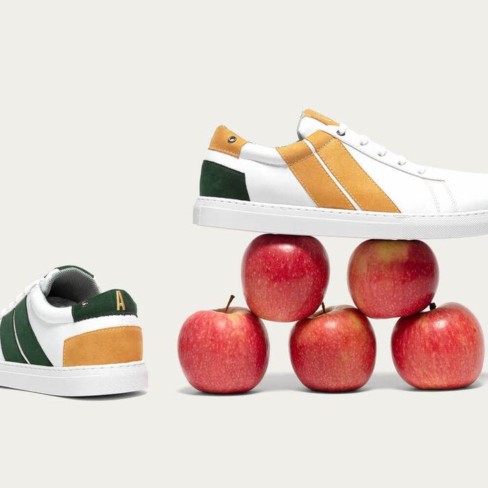 Green Sunflower Korben & Leeloo Sneakers   Bombinate