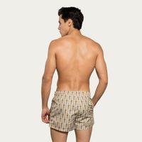 Rakahanga Shortest Printed Swimming Trunks | Bombinate