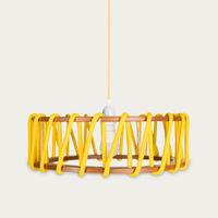 Yellow Macaron Pendant Lamp | Bombinate