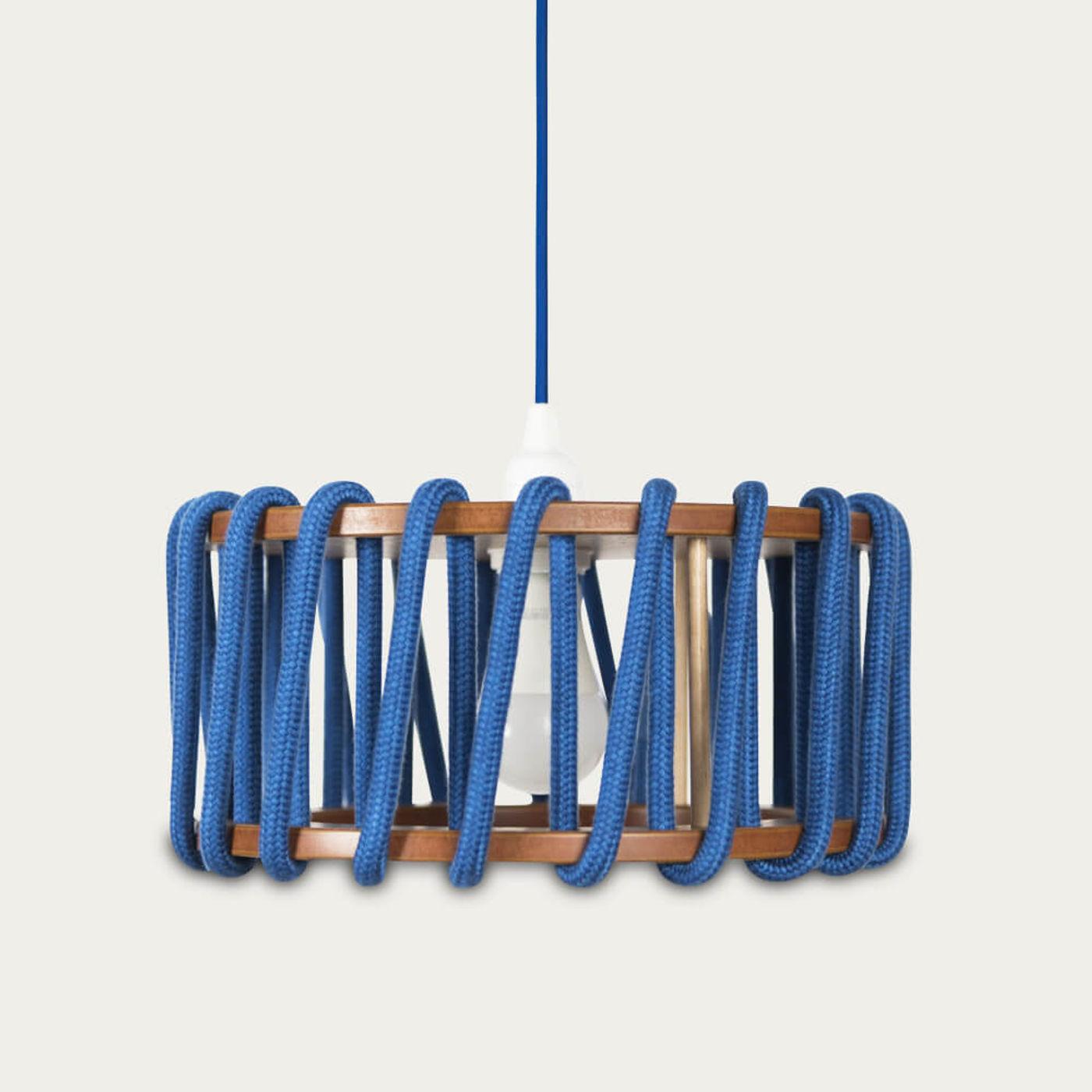 Blue Macaron Pendant Lamp | Bombinate