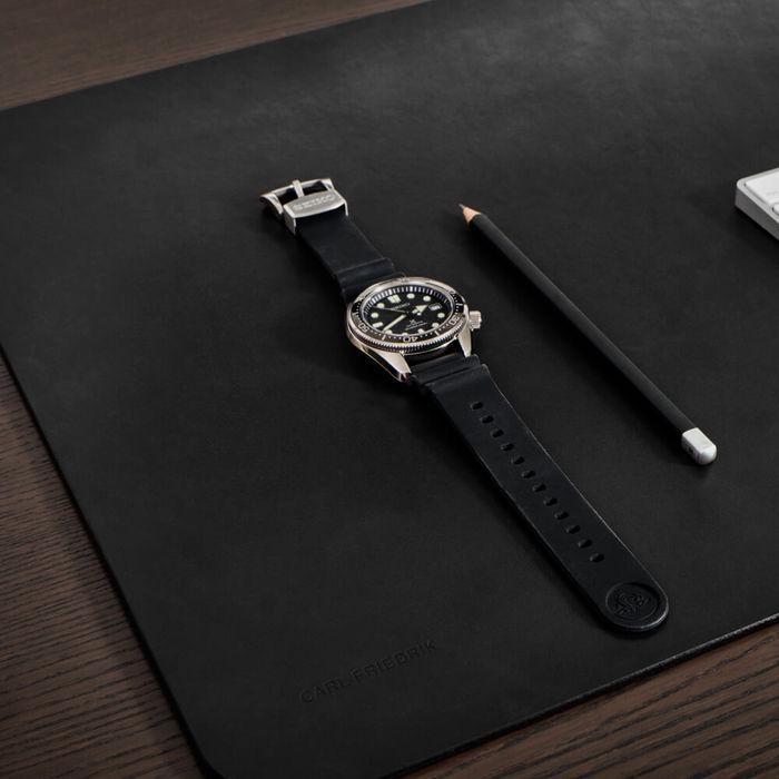 Black Desk Mat | Bombinate