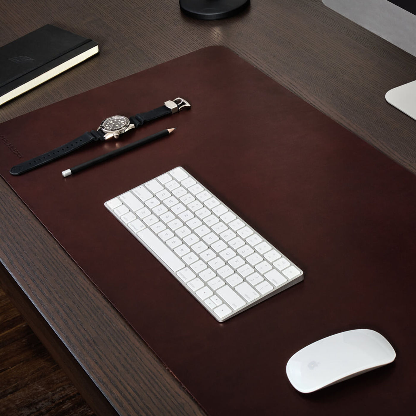 Chocolate Desk Mat   Bombinate