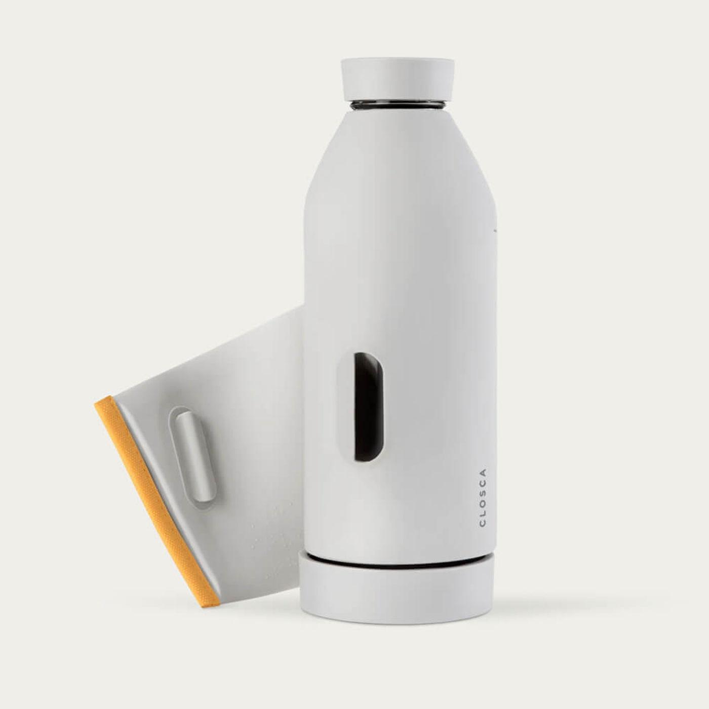 White Closca Bottle Savanna Kit | Bombinate