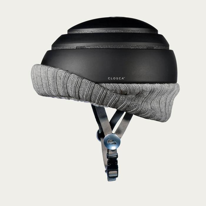 Grey Visor Black Closca Helmet Nordic | Bombinate