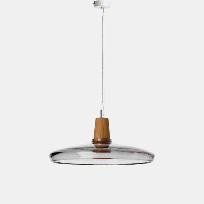 Anthracite Industrial 36/08P Ceiling Lamp | Bombinate