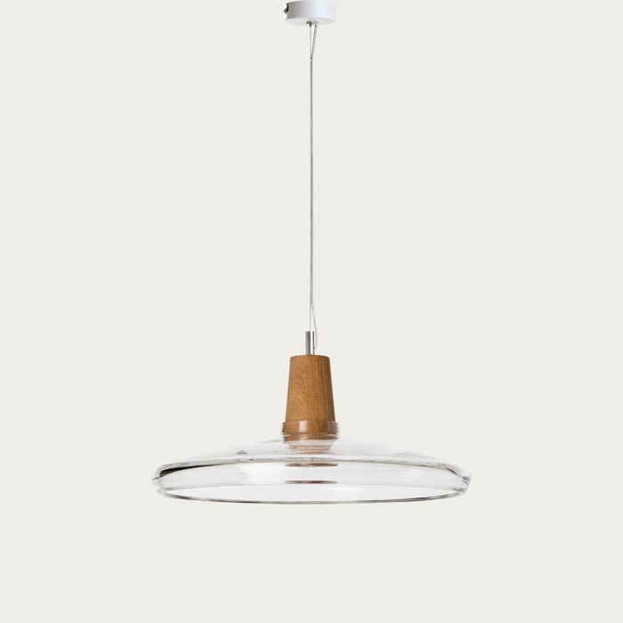 Clear Industrial 36/08P Ceiling Lamp | Bombinate