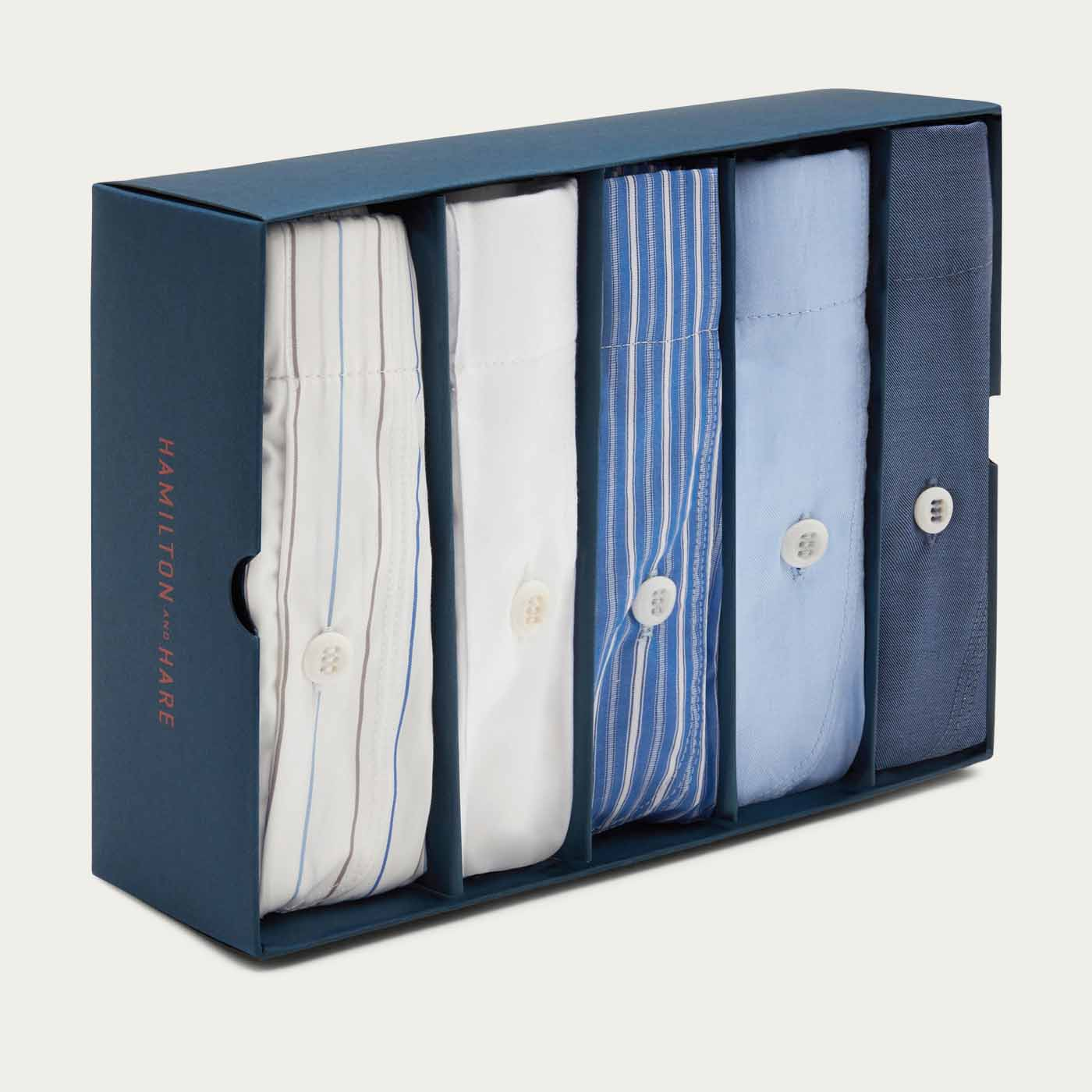The Stripes Boxer Short Box Set | Bombinate