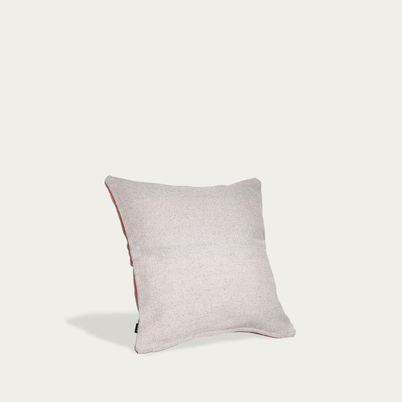 Terracotta Jamakhan Square Handwoven Cushion   Bombinate