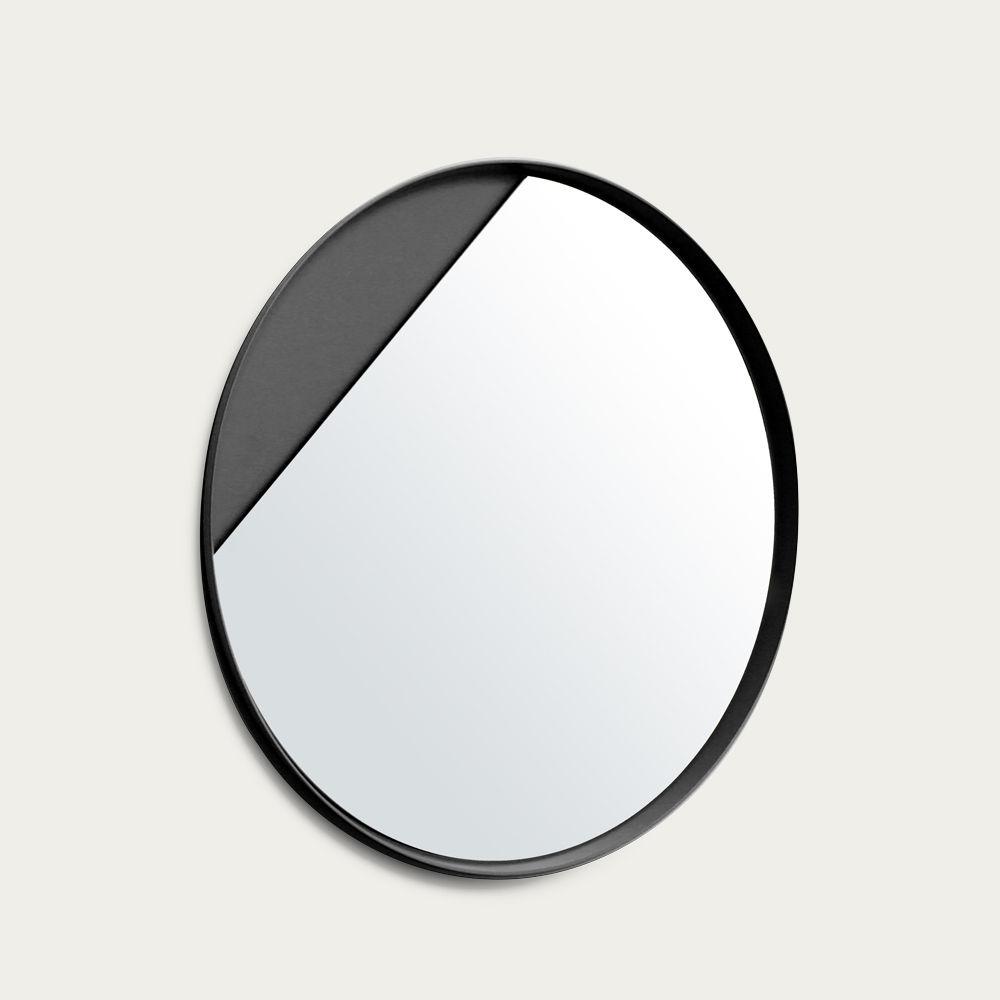 Black Eclipse Mirror   Bombinate