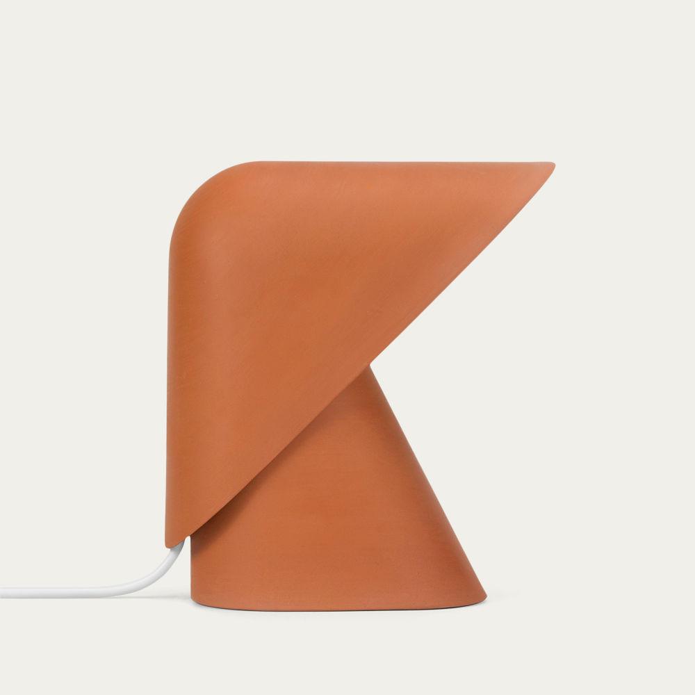 Terracotta K lamp Dimmable | Bombinate