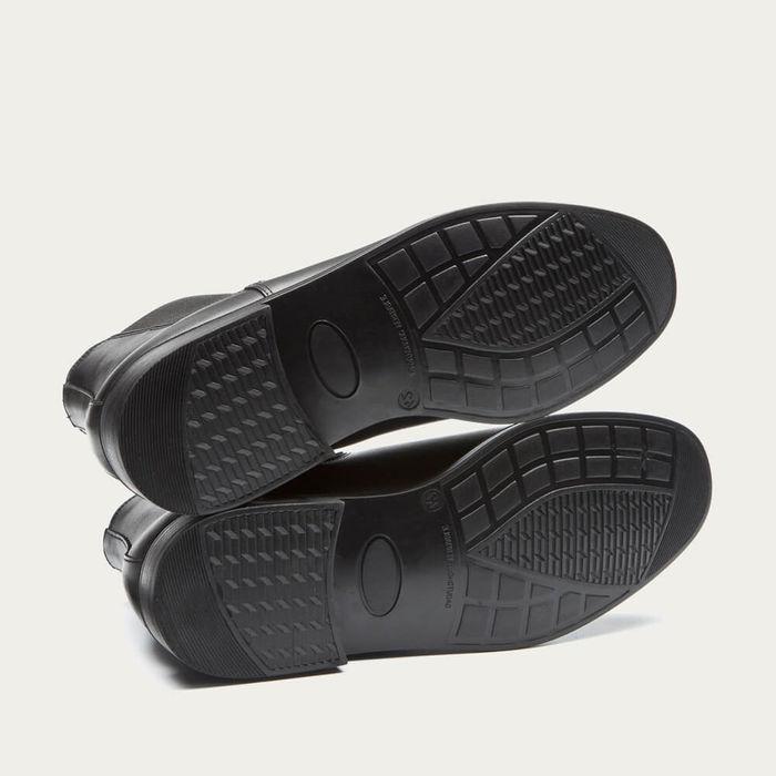 Black Baulani Boots | Bombinate