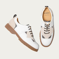White Tribun Oxford | Bombinate