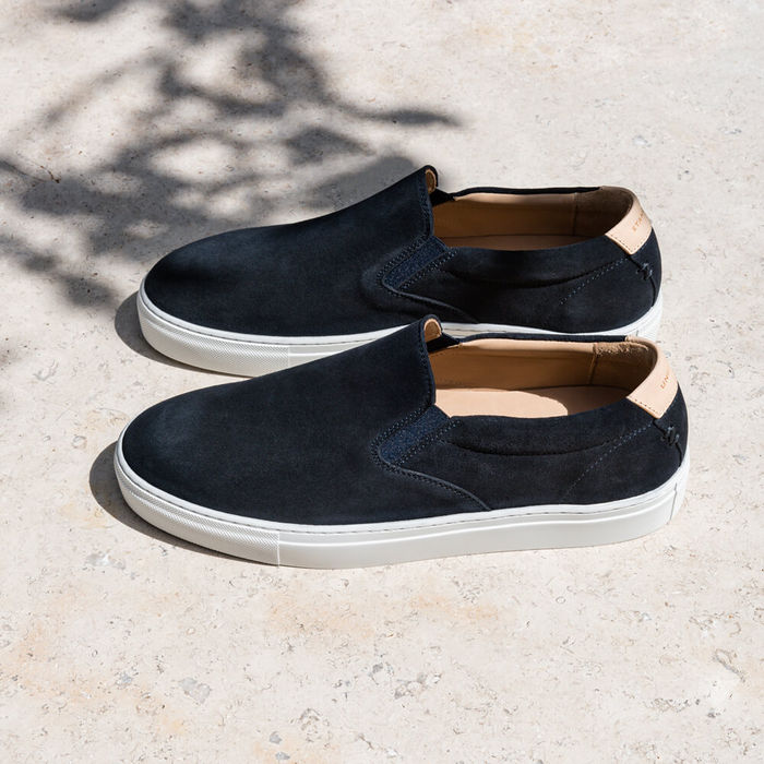 Ink Suede Series 2 Loafers | Bombinate
