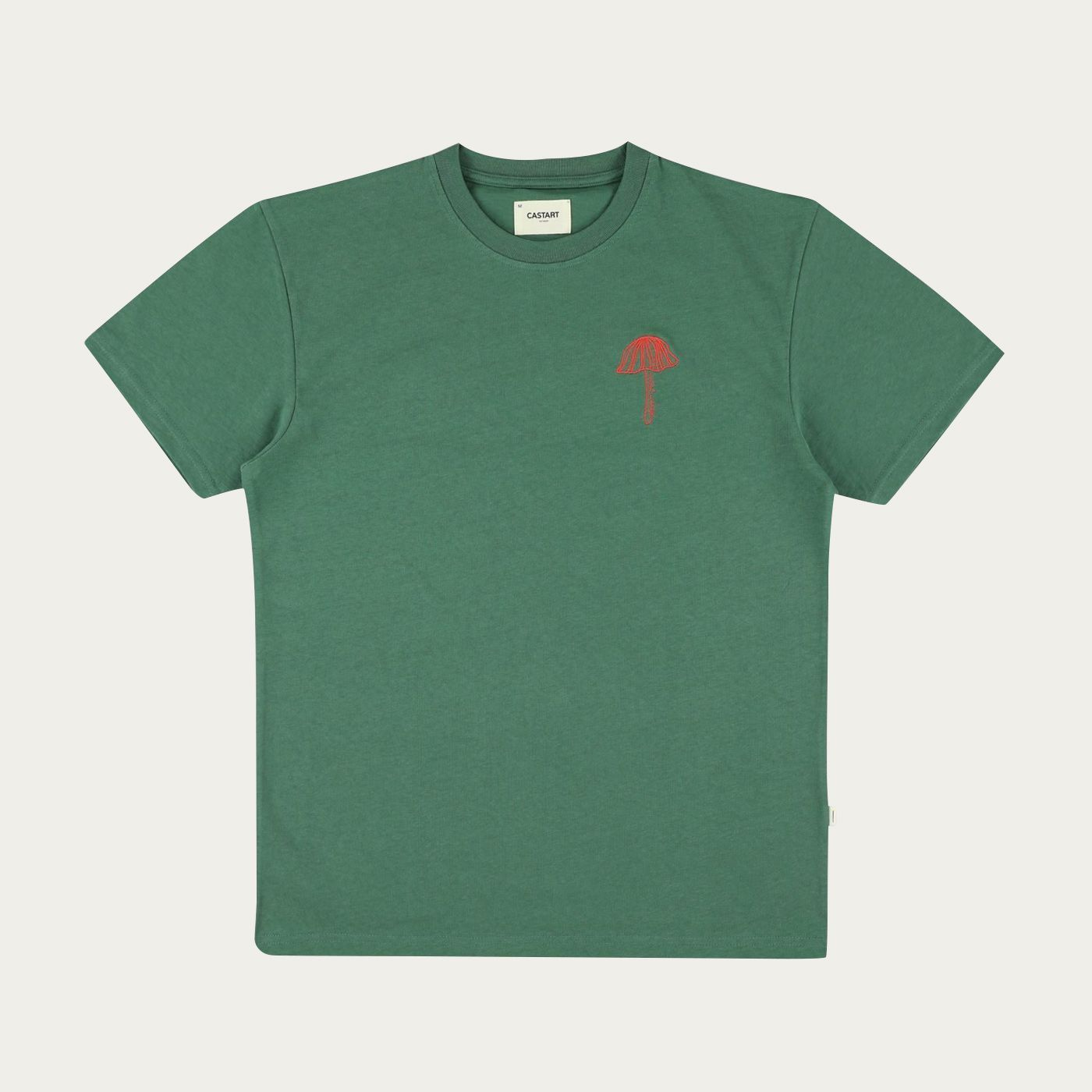 Green Castart T-Shirt   Bombinate