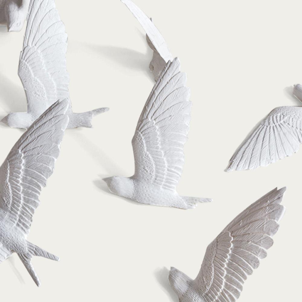 Swallow Clock | Bombinate