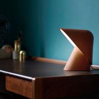 Terracotta K Lamp | Bombinate