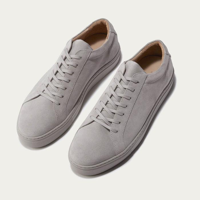 Triple Ghost Series 1 Suede Sneakers | Bombinate