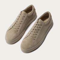 Triple Biscuit Series 1 Suede Sneakers | Bombinate