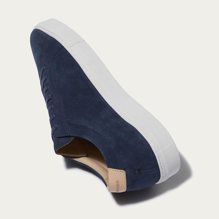Denim Series 1 Suede Sneakers   Bombinate