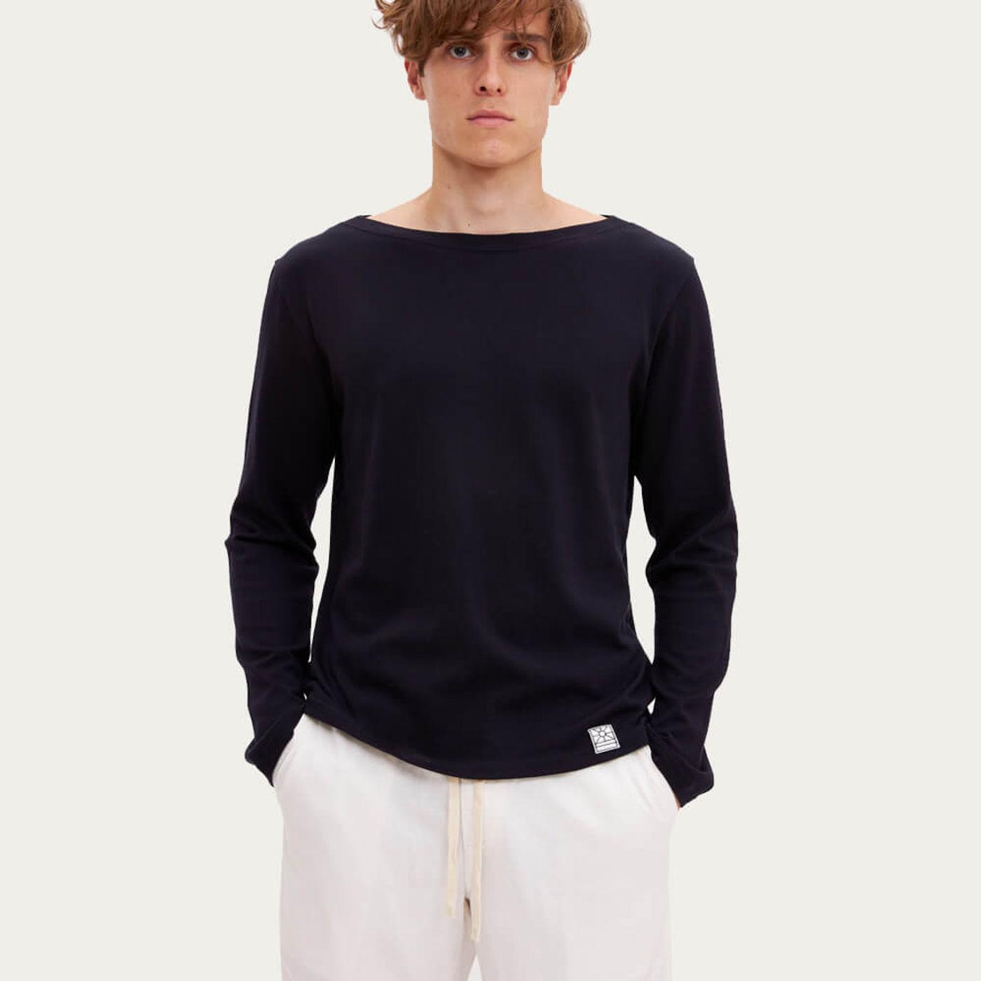 Blue Titta Cotton T-shirt   Bombinate