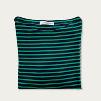 Blue/Flag Gelsomina Cotton T-shirt   Bombinate
