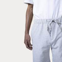 Light Grey Tailor Shorts | Bombinate