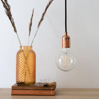 Copper Baya 3-Pendant Light | Bombinate