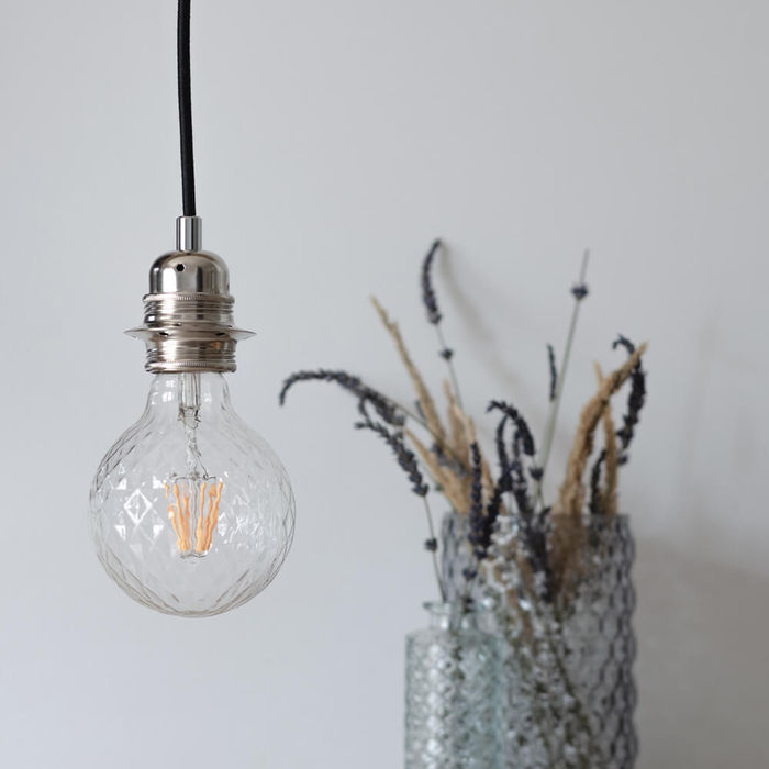 Nickel Iko 3-Pendant Light | Bombinate