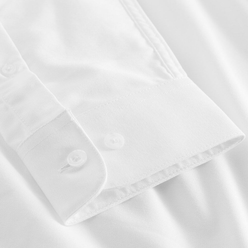 White Falcon Oxford Shirt | Bombinate
