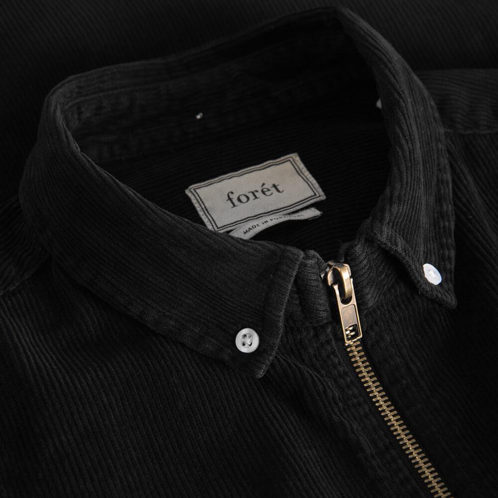 Black Frog Zip Shirt | Bombinate