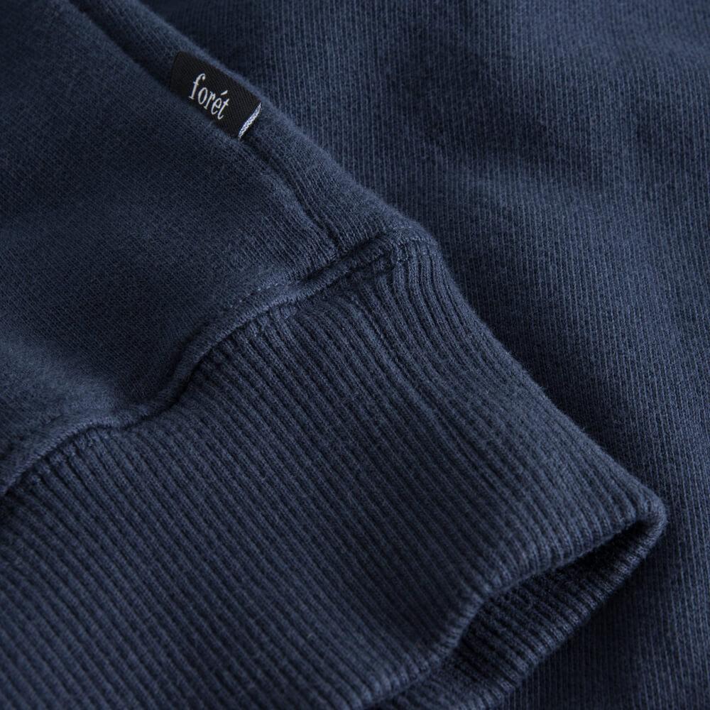 Midnight Blue/Red Spruce Sweatshirt | Bombinate