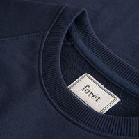 Midnight Blue/Olive Spruce Sweatshirt   Bombinate