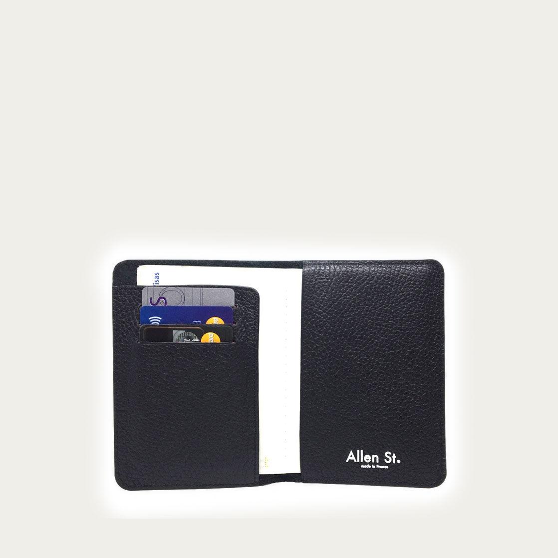 Black JFK Passeport-holder  | Bombinate