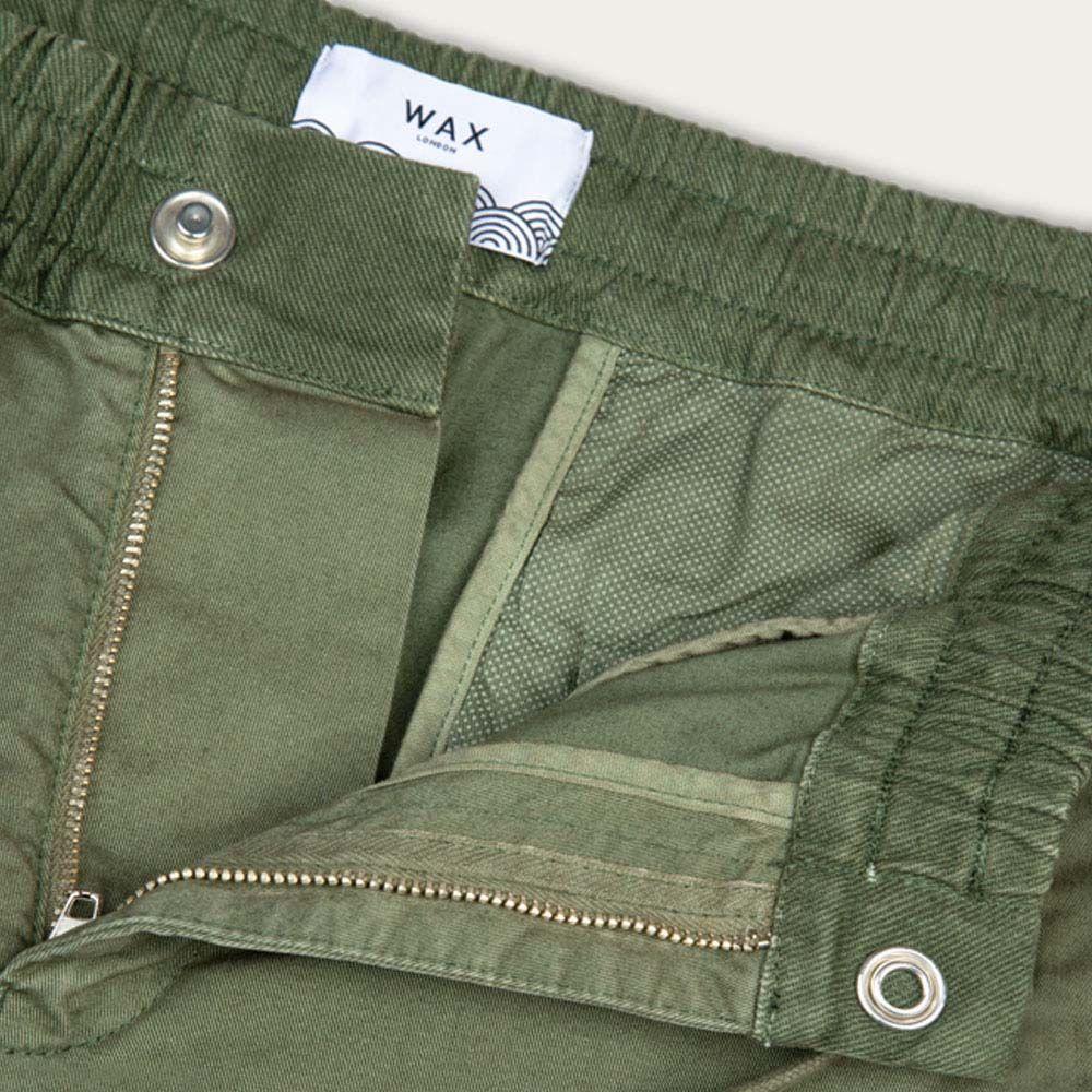 Khaki Alston Trousers | Bombinate